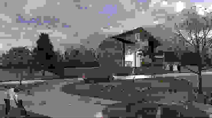 Mevsim Geçişi Modern Evler TON Mimarlık Modern