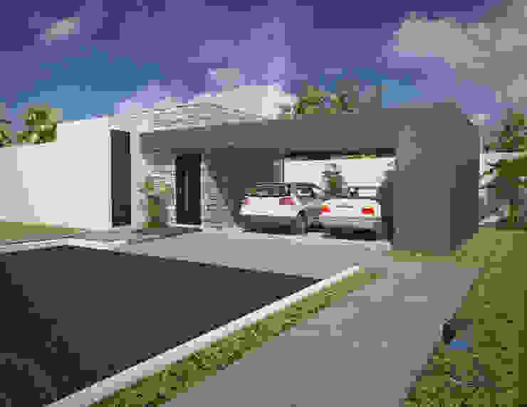 """""""Proyecto DB27"""" de PORTO Arquitectura + Diseño de Interiores"""