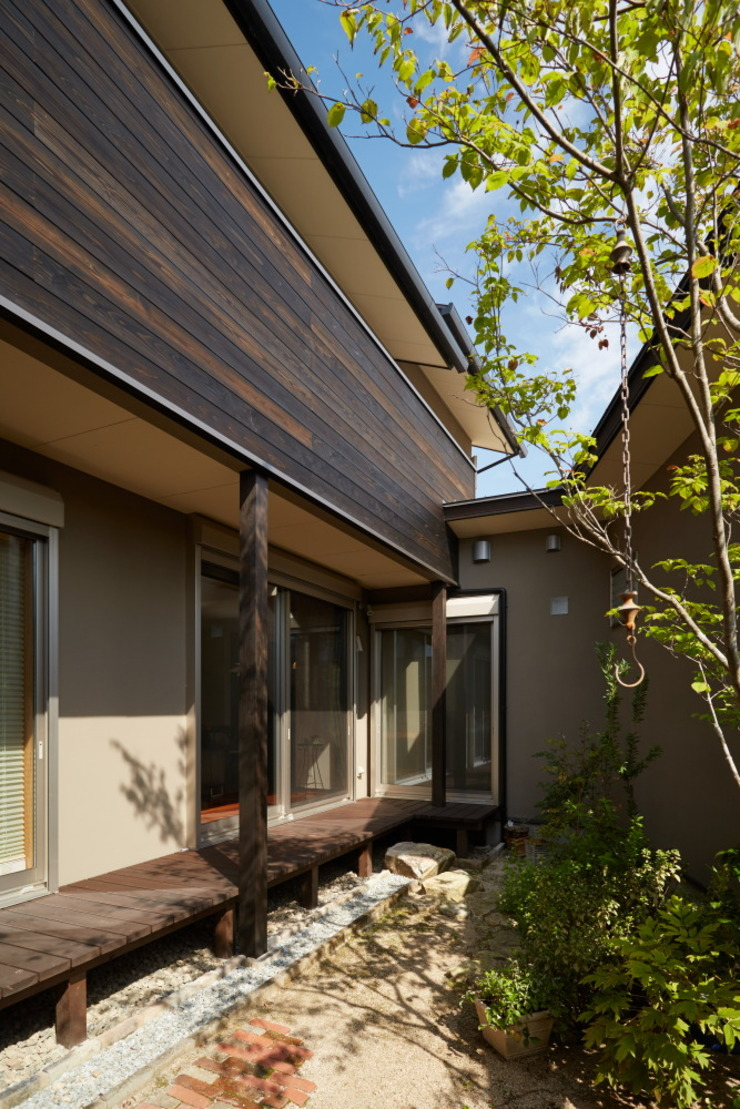 stage Y's 一級建築士事務所 Modern houses Wood Wood effect
