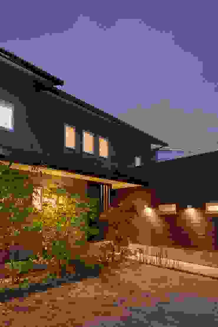 stage Y's 一級建築士事務所 Modern houses Wood Beige