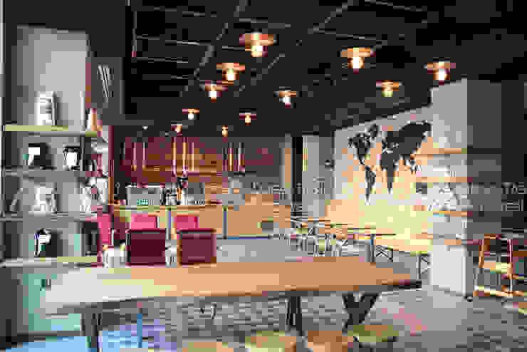 tuğla Kaplama-espresso lab Rustik Duvar & Zemin Doğaltaş Atölyesi Rustik Tuğla