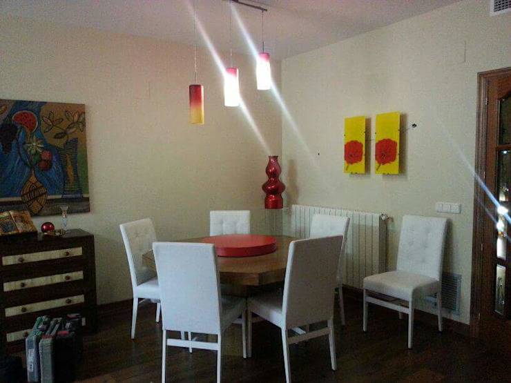 Mesa Octogonal de Estudio de Diseño Interior Moderno Madera Acabado en madera