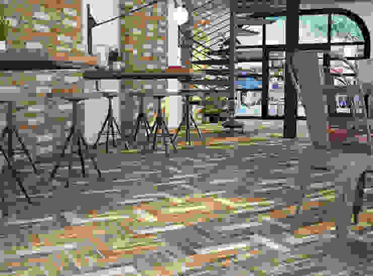 сучасний  by Target Tiles, Сучасний Фарфор