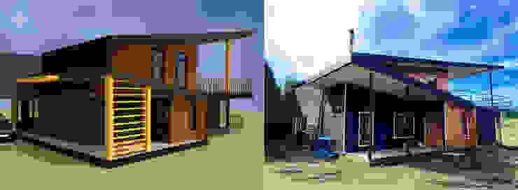現代  by GerSS Arquitectos , 現代風
