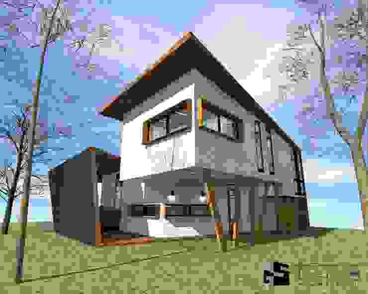 GerSS Arquitectos Modern home