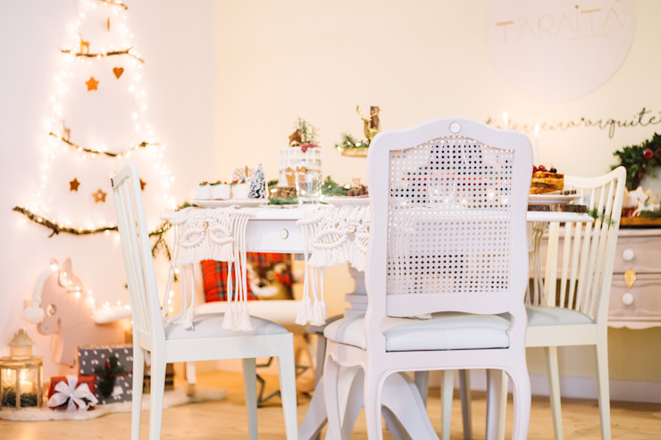 Mobiliário Atelier por Taraita Eclético