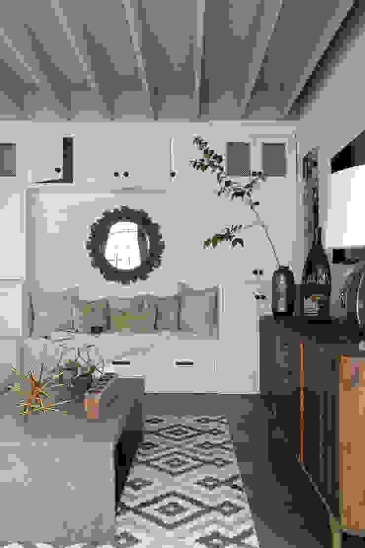 Christopher Architecture & Interiors ห้องนั่งเล่น