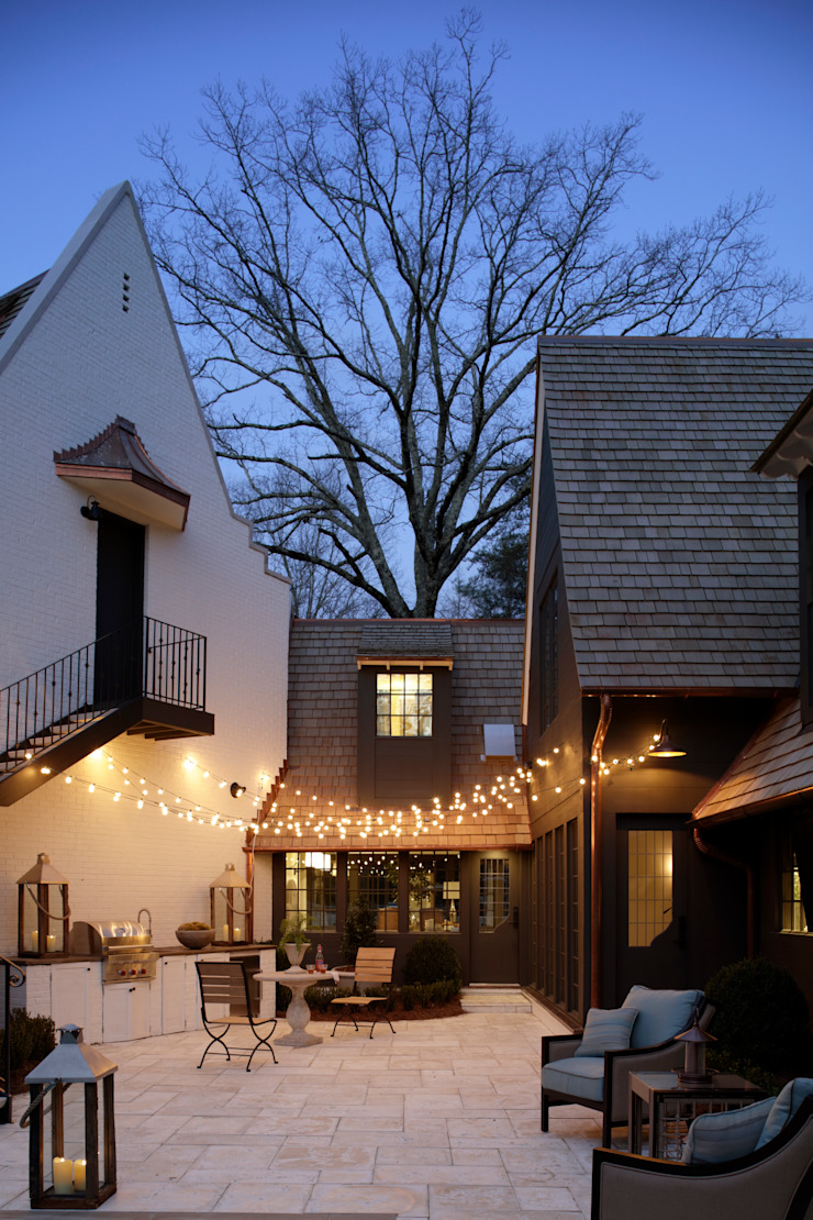 Ridgeview Showhouse by Christopher Architecture & Interiors Eclectic