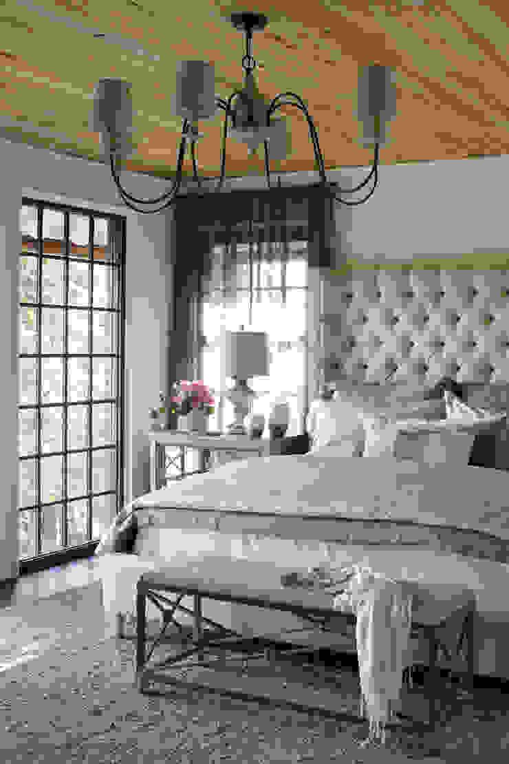 Christopher Architecture & Interiors ห้องนอน