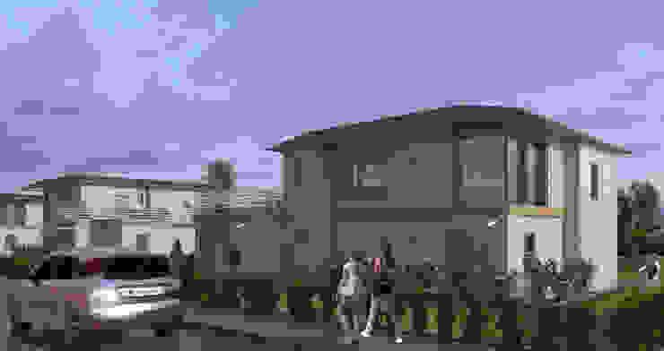 UFUK SİTESİ Klasik Evler TON Mimarlık Klasik
