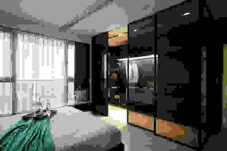 Bedroom by 千綵胤空間設計, Modern