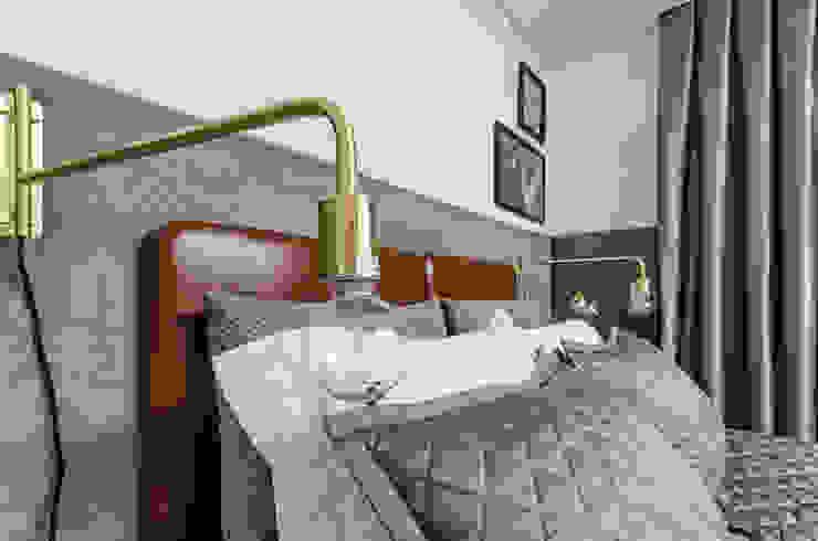 Hotspot 105 Quartos modernos por Tiago Rocha Interiores Moderno