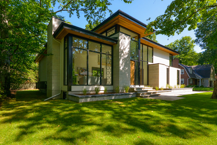 Rockcliffe Park:  Houses by Flynn Architect