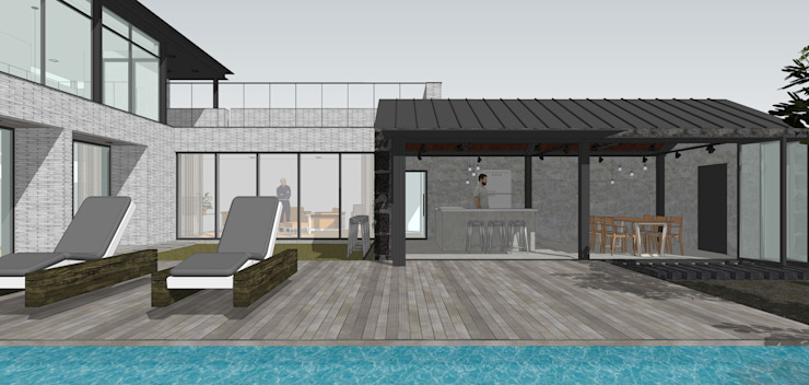 제주 렌털하우스 by Architects H2L