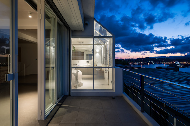 Balcony 根據 鄭士傑室內設計 現代風