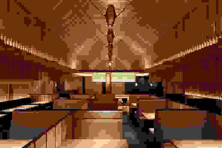COCOON DESIGN INC. Gastronomía de estilo asiático
