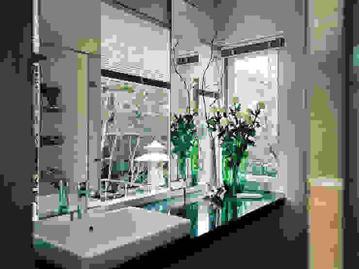 Master Bathroom Modern Bathroom by 鄭士傑室內設計 Modern