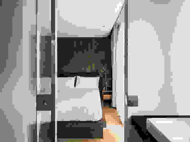 Bedroom 根據 鄭士傑室內設計 現代風