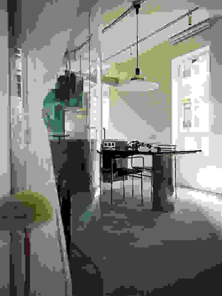 Dining Room 根據 鄭士傑室內設計 現代風