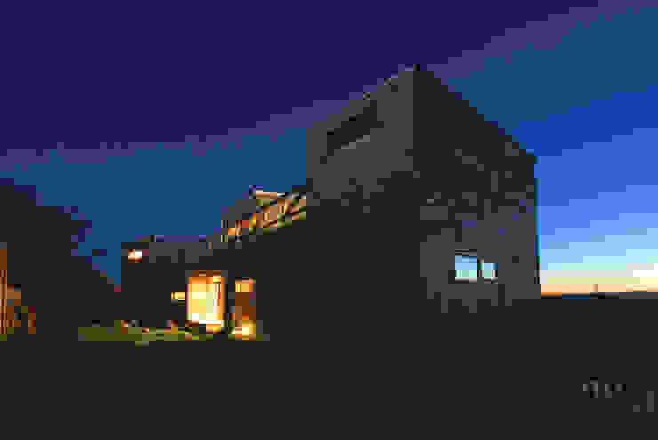 Casa Muelle Casas de estilo rural de Jonás Retamal Arquitectos Rural