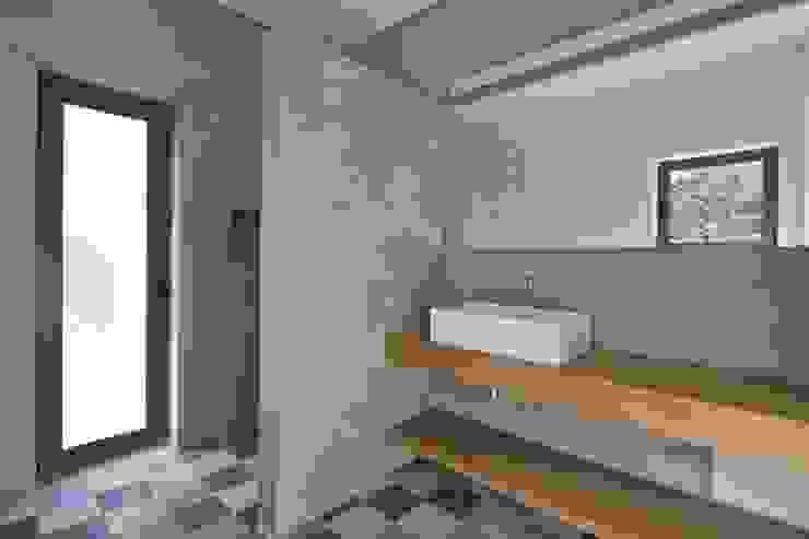 Bathroom Baños de estilo minimalista de Mayer & Selders Arquitectura Minimalista Concreto