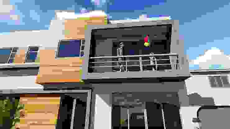 ARQUIFUTURA... Arquitectura Integral Minimalist house