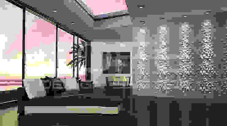 Moderne Wandgestaltung: modern  von Loft Design System Deutschland - Wandpaneele aus Bayern,Modern