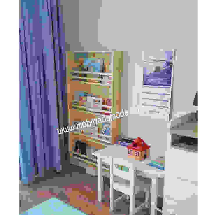 Montessori Bebek Çocuk Odası, Montessori Yer Yatağı Modern Çalışma Odası MOBİLYADA MODA Modern Ahşap Ahşap rengi