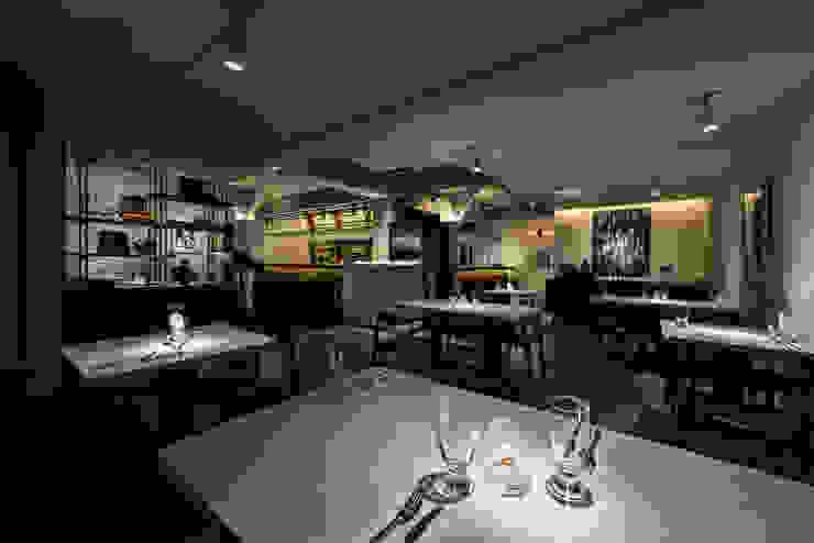 Dining Area 根據 鄭士傑室內設計 現代風