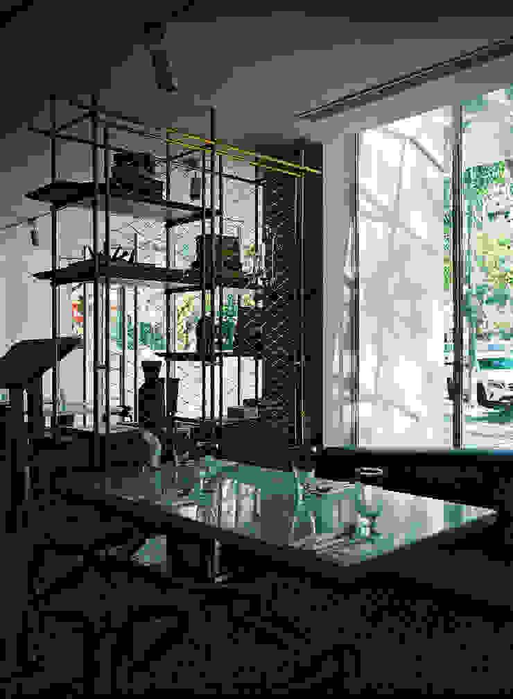 Cabinet 根據 鄭士傑室內設計 現代風
