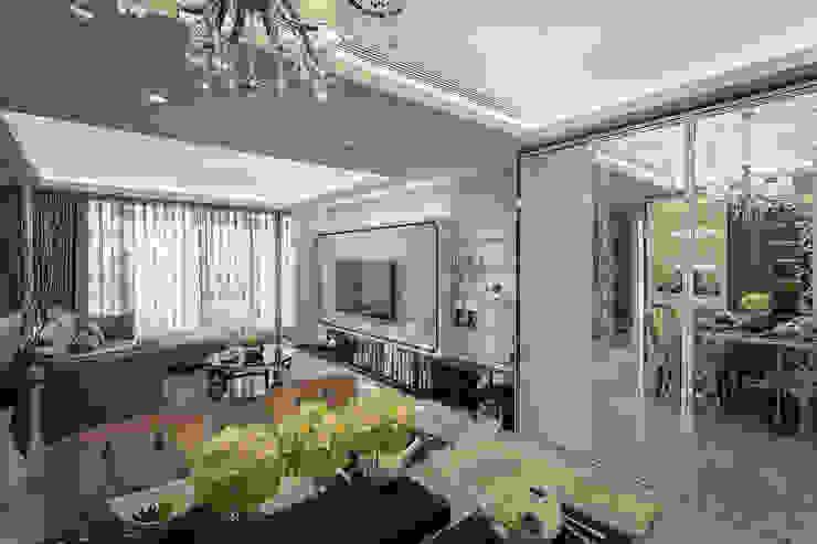 Ruang Makan Klasik Oleh 你你空間設計 Klasik Marmer