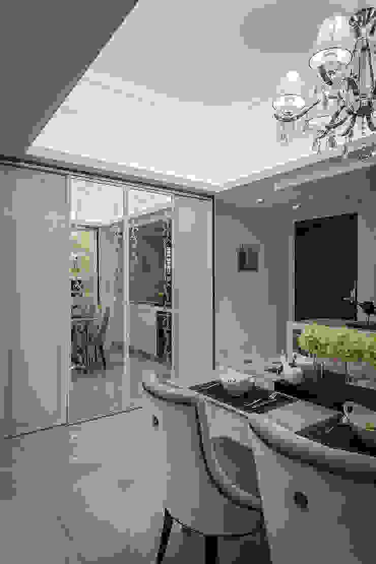 Ruang Makan Klasik Oleh 你你空間設計 Klasik Kaca