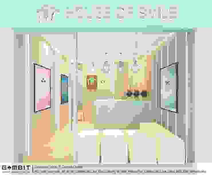 Shop Front โดย GAMBIT DESIGN CO.,LTD