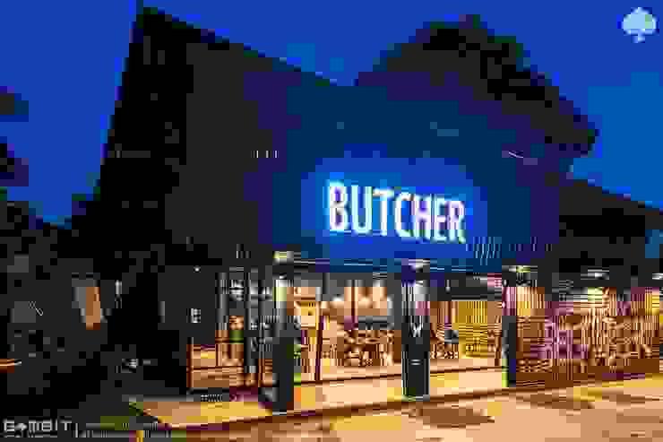 Butcher Beef & Beer โดย GAMBIT DESIGN CO.,LTD