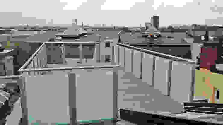 Was kostet eine Dachterrasse?