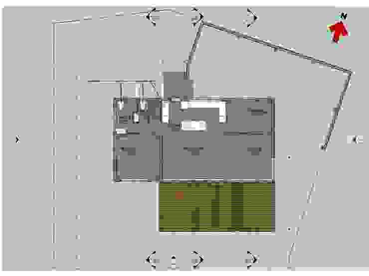 Ground Storey by Architects Unbound (Pty) Ltd. Minimalist