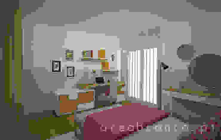 Dormitorios modernos: Ideas, imágenes y decoración de Areabranca Moderno