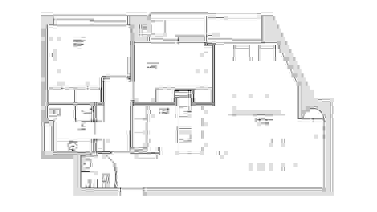 modern  by Albertina Oliveira-Arquitetura Unipessoal Lda, Modern