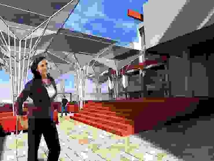 Moderner Wintergarten von Paz Ingenieros & Arquitectos Modern