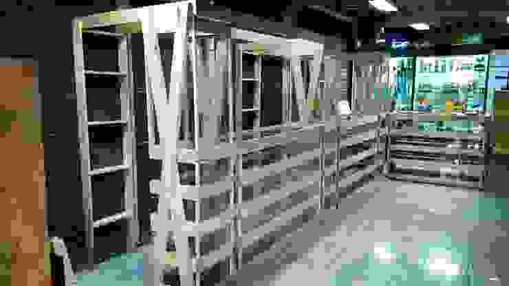 Vitrina 6X S Verdecoraciones Oficinas y tiendas Madera Acabado en madera
