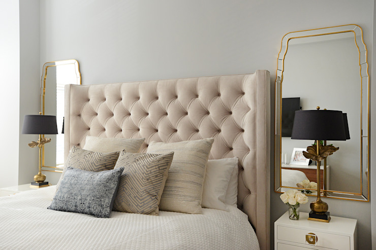 Hamilton St Classic style bedroom by Mel McDaniel Design Classic