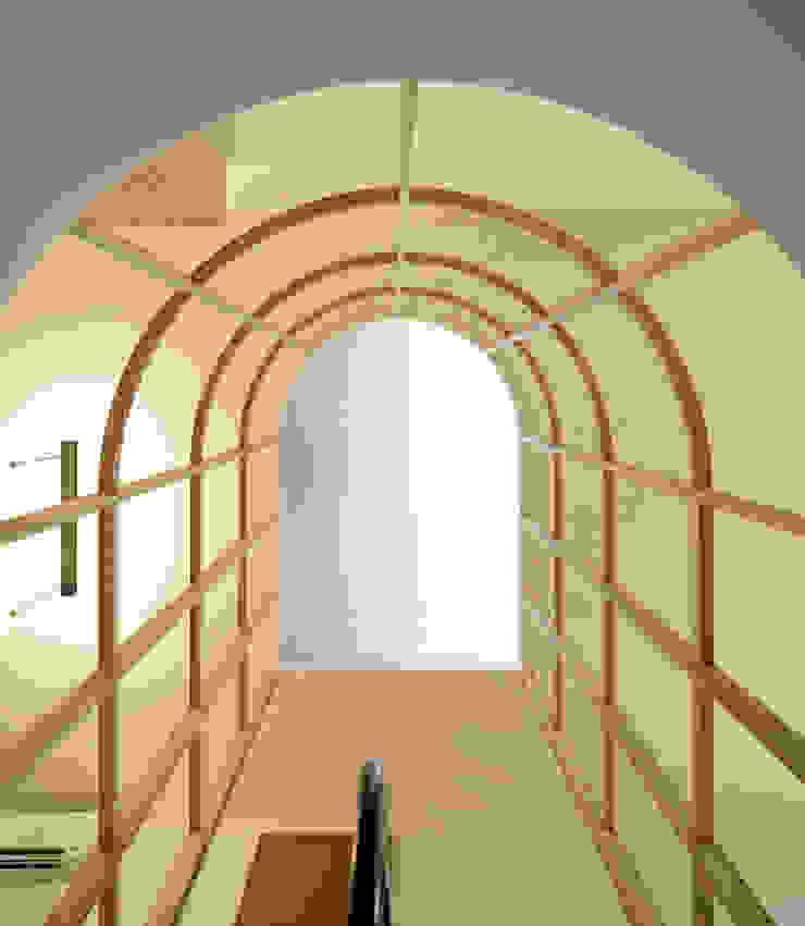 On-Rope Escritórios industriais por Gabriela Pinto Arquitetura Industrial