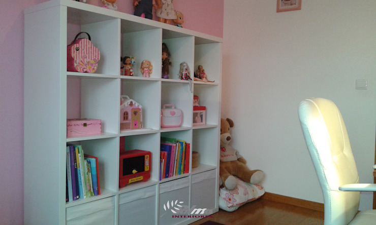 Quarto menina por Palma Interiores Moderno