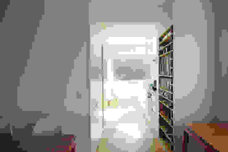 Apartamento_Caminha Cozinhas asiáticas por Gabriela Pinto Arquitetura Asiático