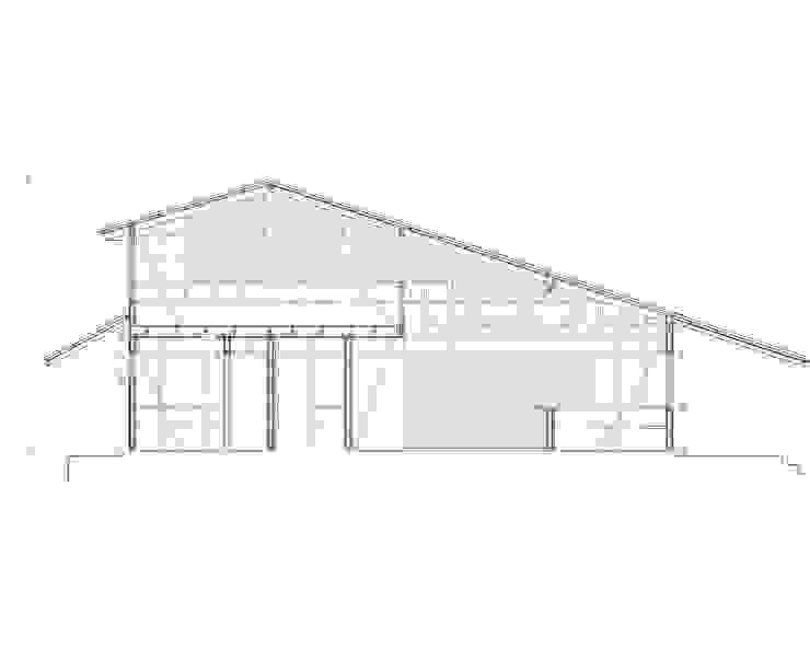 Vivienda Lehmann: Casas de estilo  por Proyecto ARQ