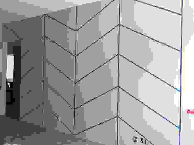 Remodelación Departamento Adolfo Prieto de Diseño Distrito Federal Moderno