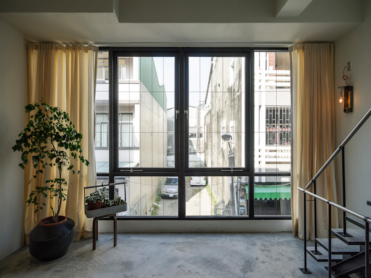 台南 funfuntown 根據 鄭士傑室內設計 現代風