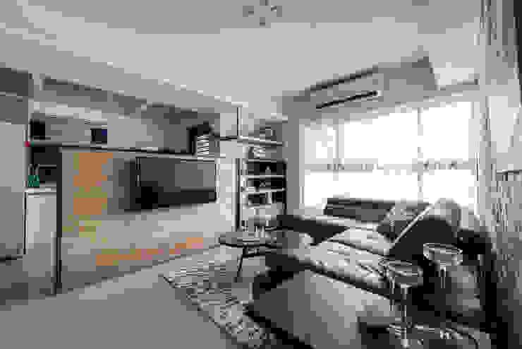 客廳 根據 你你空間設計 北歐風