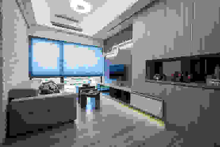 電視櫃 根據 你你空間設計 北歐風