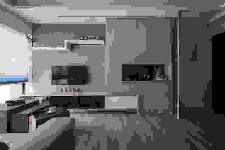 客廳 Scandinavian style living room by 你你空間設計 Scandinavian